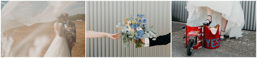 intiem huwelijk in Vlaams-Brabant