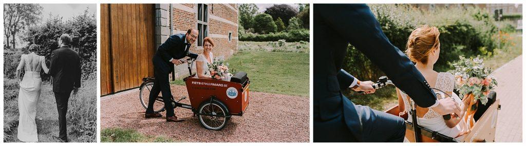 Stephanie en Jos trouwen in Limburg
